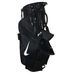 Nike Air Hybrid Golf Caddie Bag Golf Club Bag Black 11-Divid