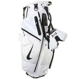 Nike Air Hybrid Golf Caddie Bag Golf Club Bag White 14-Divid