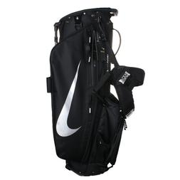 Nike Air Sports Golf Caddie Bag Golf Club Bag Black 6-Divide