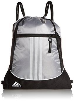 adidas Alliance II Sackpack, 18 x 13 3/4-Inch, Scarlet