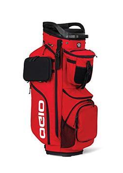 OGIO ALPHA Convoy 514 Golf Cart Bag, Deep Red
