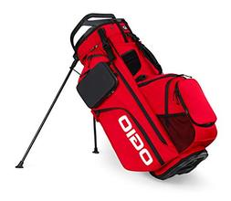 OGIO ALPHA Convoy 514 Golf Stand Bag, Deep Red