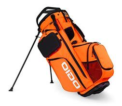 OGIO ALPHA Convoy 514 Golf Stand Bag, Glow Orange