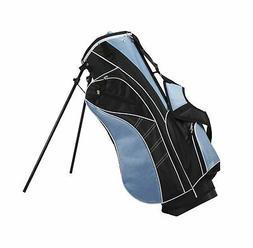 Precise AMG Lightweight 8-Way Divider Golf Stand Bag w/ Hood
