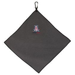 """Team Effort Arizona Wildcats 15"""" x 15"""" Microfiber Towel"""