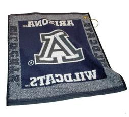 Arizona Wildcats Official NCAA 16 inch x 22 inch Golf Towel