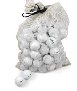 NIKE Assorted B/C Grade Condition Recycled Golf Ball