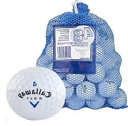 Callaway B Grade Recycled Golf Balls