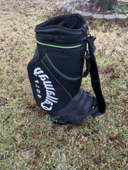 Callaway Big Bertha Black Cart Golf Bag
