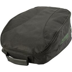 NEW Izzo Black Golf Shoe And Accessories Bag