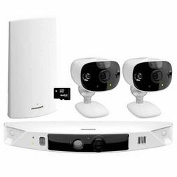 Panasonic HomeHawk Front Door + 2 Outdoor Home Monitoring Ca
