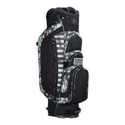 BRAND NEW OGIO Black Ops Shredder Cart Golf Bag Golfing Susp
