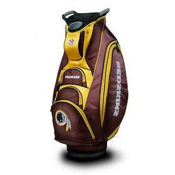 BRAND NEW Team Golf NFL Washington Redskins Victory Cart Bag