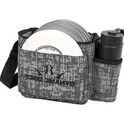 Dynamic Discs Cadet Disc Golf Bag - Fits Up To 10 Discs and