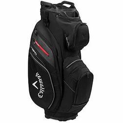 Callaway Golf 2020 ORG 14 Cart Bag Black/White/Red