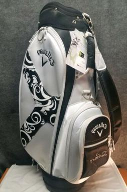 Callaway Solaire Ladies Cart/Carry Golf Bag White/Black