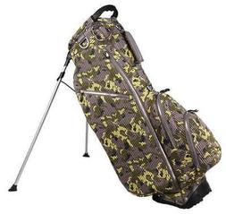 Ouul Camo Stand Bag Golf Bag Frog Camo Clearance New
