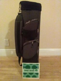 Knight Cart Golf bag with 6-way dividers
