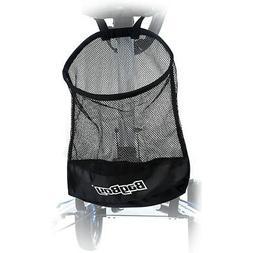 Bag Boy Cart Storage Basket - Black Golf Bag NEW