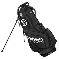 New Cleveland CG LT Stand Bag Black