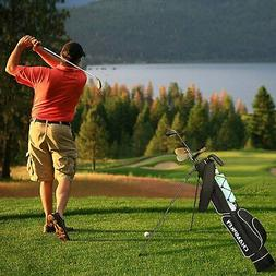CHAMPKEY Lightweight Golf Stand Bag - Easy to Carry & Durabl