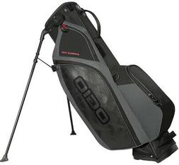 Ogio Cirrus Mb Stand Bag Soot Black