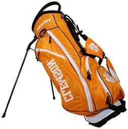 Clemson Tigers Official NCAA Fairway Stand Bag by Team Golf