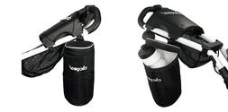 Clicgear Cooler Tube Insulated Drink Beverage Holder Bag Boy