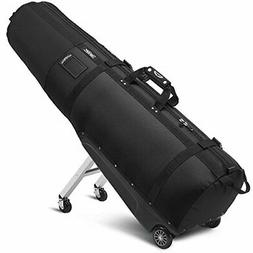 Sun Mountain Clubglider Journey Wheeled Travel Covers Black|