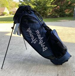 NIKE COLLEGIATE CARRY STAND GOLF BAG EMBROIDERED BYU COUGARS