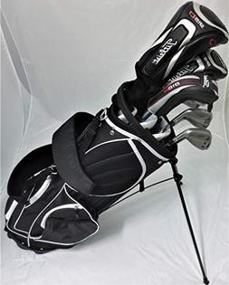 Titleist Mens Complete Golf Set Driver, Wood, Hybrid, Irons,