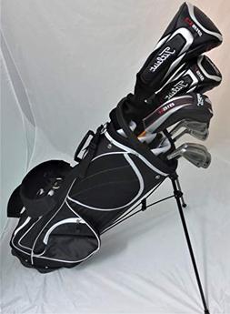 Titleist Mens Complete Golf Set Driver, Wood, Hybrid, Irons,