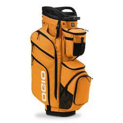 Ogio Convoy SE 14 Cart Golf Bag 14-Way Top New 2020 - Mustar