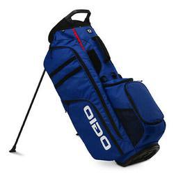 Ogio Convoy SE 14 Stand Golf Bag 14-Way Top New 2020 - Blue