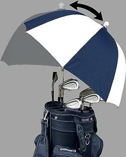 "RainStoppers The Deflector - 34"" Golf Bag Umbrella"