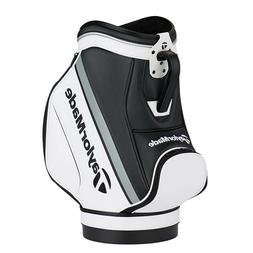 TaylorMade Den Caddie/Golf Bag White/Black N65456