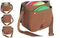 Disc Golf Bag | Frisbee Golf Bag | Lightweight Fits Up to 10