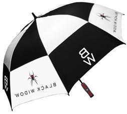 Black Widow Double Canopy Umbrella