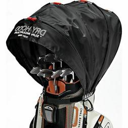 SUN MOUNTAIN DRY HOOD GOLF CLUB COVER - FITS ALL BAGS