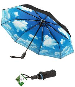 Repel Easy Touch Umbrella 11.5-Inch DuPont Teflon Travel Umb