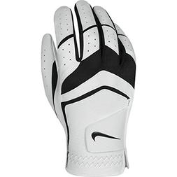 NIKE Men's Dura Feel Golf Glove , Large, Left Hand