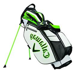 Callaway Epic Golf Stand Bag White/Green New