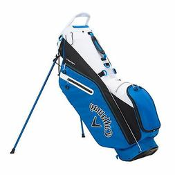 Callaway FAIRWAY C Double Strap  Stand Golf Bag - Royal/Blac