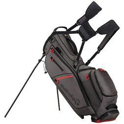 flextech crossover golf stand bag gray 2017