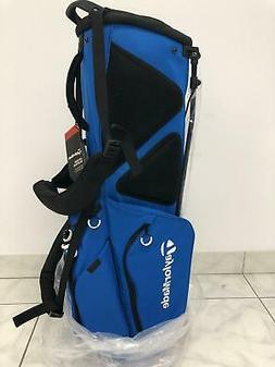 TaylorMade Flextech 5 Way Golf Stand Bag NEW 2017 Royal Blue