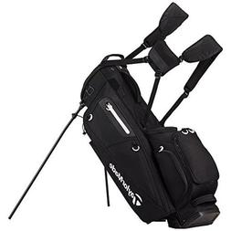 TaylorMade FlexTech Golf Stand Bag Black New 2017
