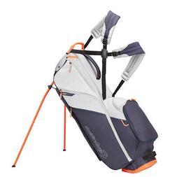 TaylorMade Flextech Lite Stand Golf Bag - New 2021 - Cool Gr