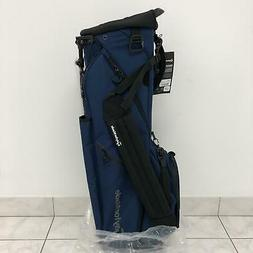 TaylorMade Flextech Single Strap Stand Golf Bag, Navy