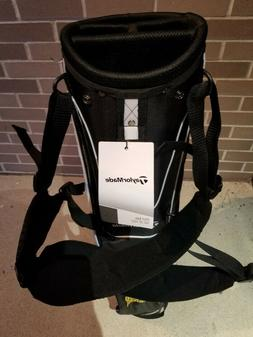 "Taylormade ""Founders"" TM16 Custom Golf Bag 4.0, Black/White"