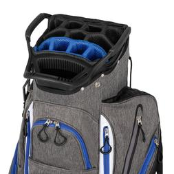 Founders Club Franklin Cart Bag for Push Carts and Riding Ca